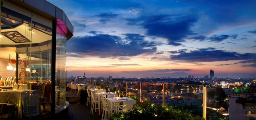 Cielo Sky Bar in Bangkok