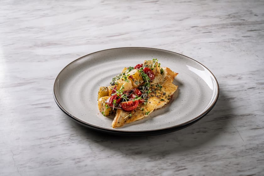 Italian Secondo Courses - Otto Italian Restaurant