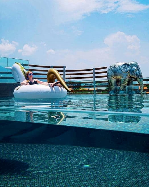 Is This The Best Hotel Swimming Pool in Chiang Mai