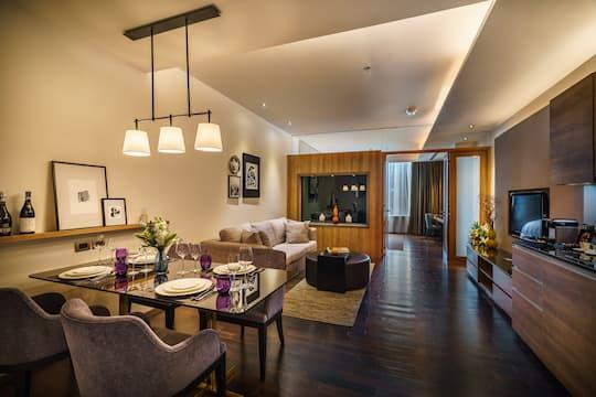 In Suite Dining in Bangkok - Otto Italian - akyra Thonglor Bangkok