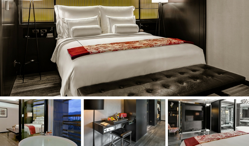 Five Star Hotel Deluxe Suites in Chiang Mai
