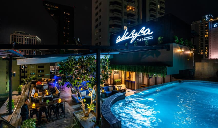 Party Venue Sukhumvit 20 Bangkok - Plan your next party at akyra TAS Sukhumvit Bangkok Hotel