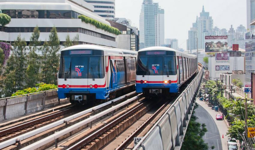 Bangkok BTS Sukhumvit Line