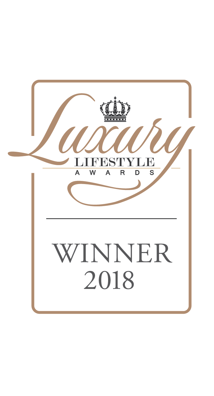 Luxury Lifestyle Award Winner 2018