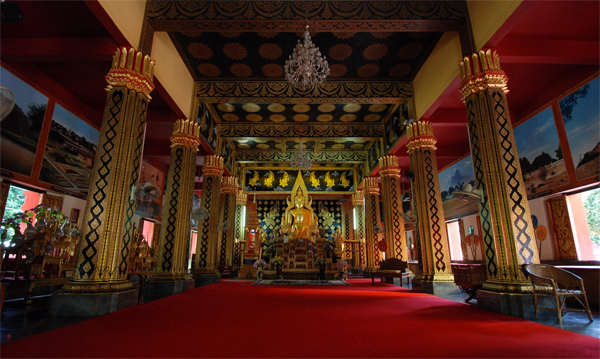 Chiang Mai Walking Tour - Wat Phan On