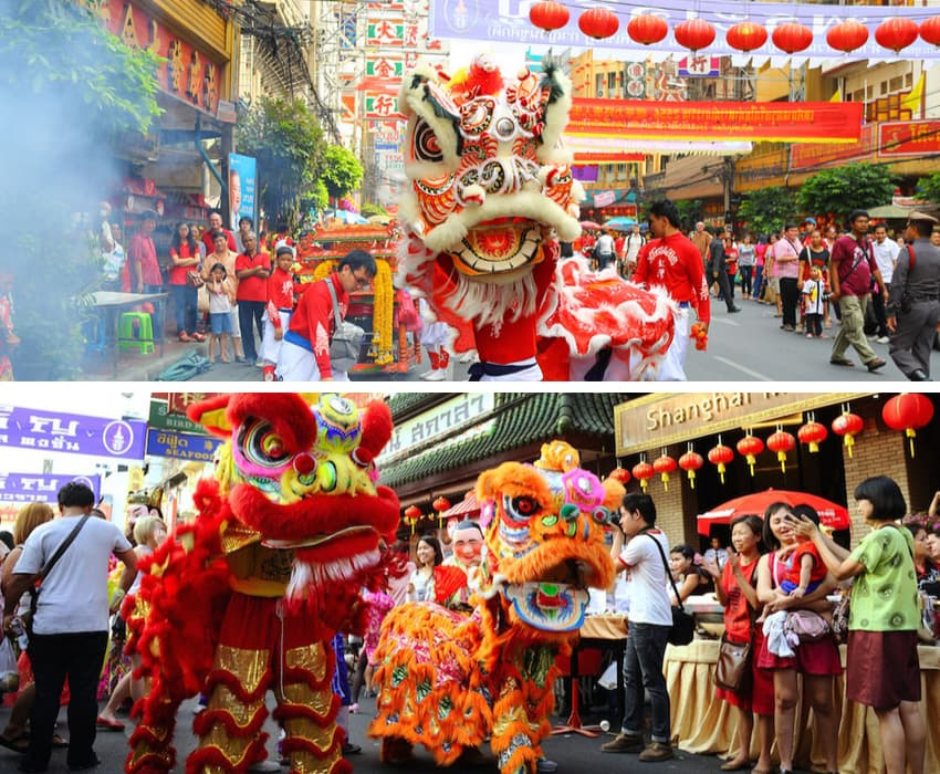 Chinese New Year in Bangkok - akyra Hotels Bangkok