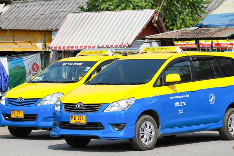 Car Rental In Chiang Mai With Driver