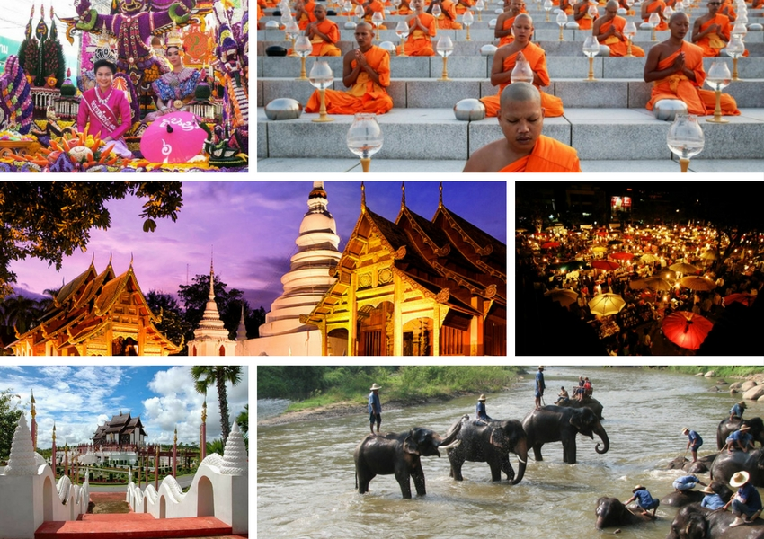Things to See and Do in Chiang Mai