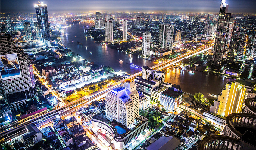 Reducing Urban Stress In Bangkok