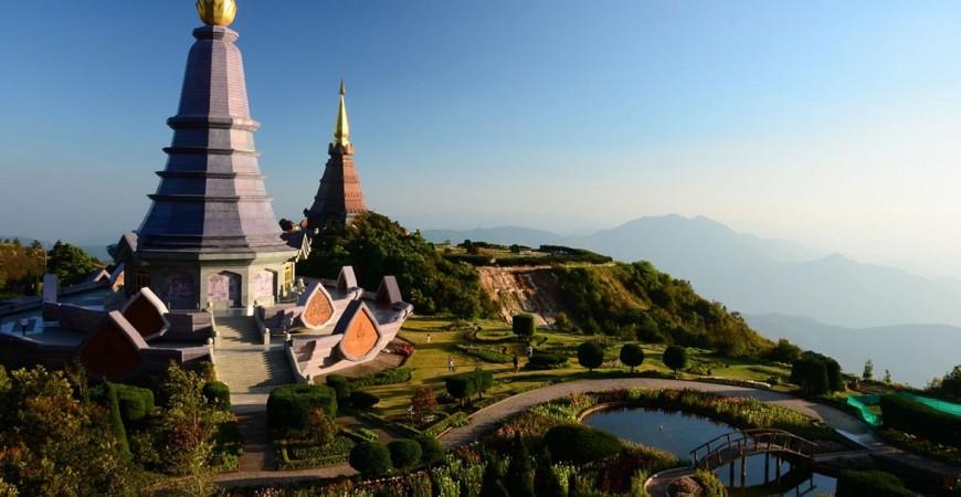 Une visite à pied de Chiang Mai