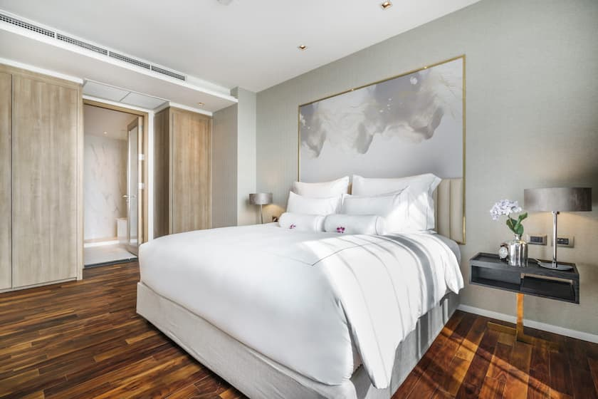 Premiere One Bedroom Executive Serviced Suite - akyra Thonglor Bangkok Hotel
