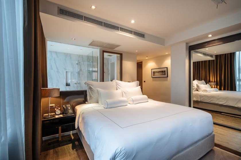 Deluxe Two Bedroom Executive Serviced Suite - akyra Thonglor Bangkok Hotel