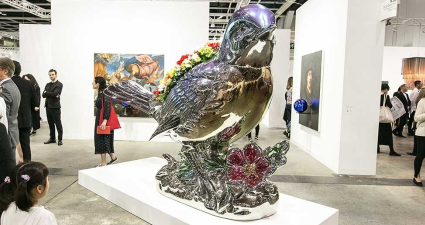 Bangkok Art Biennale Exhibition