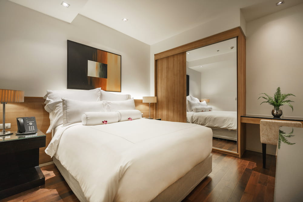 Premier Two Bedroom Executive Suite