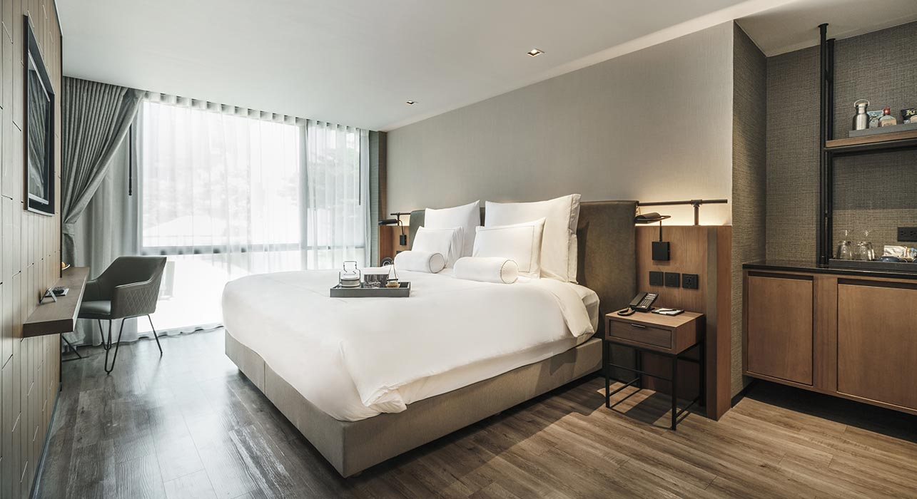 akyra Sukhumvit Bangkok - Premier Room in Room Amenities