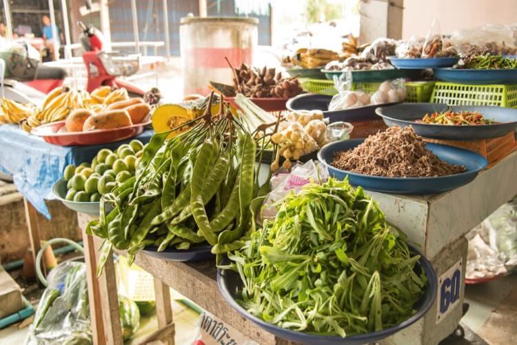 Visit a Thai Market and Cooking at akyra Beach Club Phuket