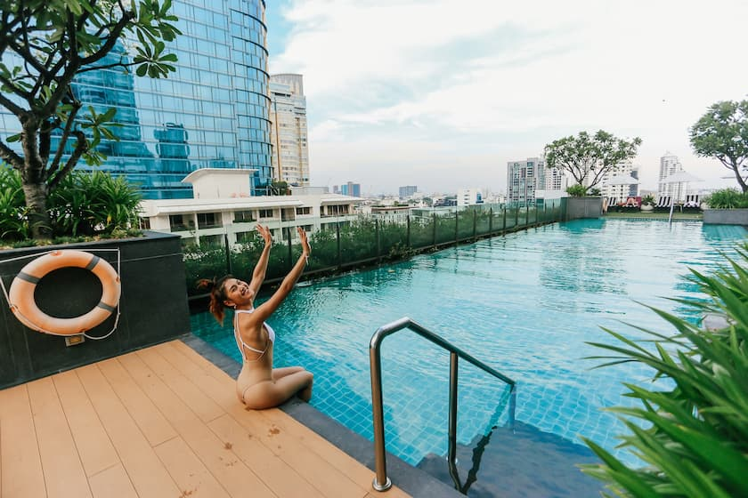 Long Stay Serviced Apartments in Bangkok - akyra Thonglor Bangkok Hotel