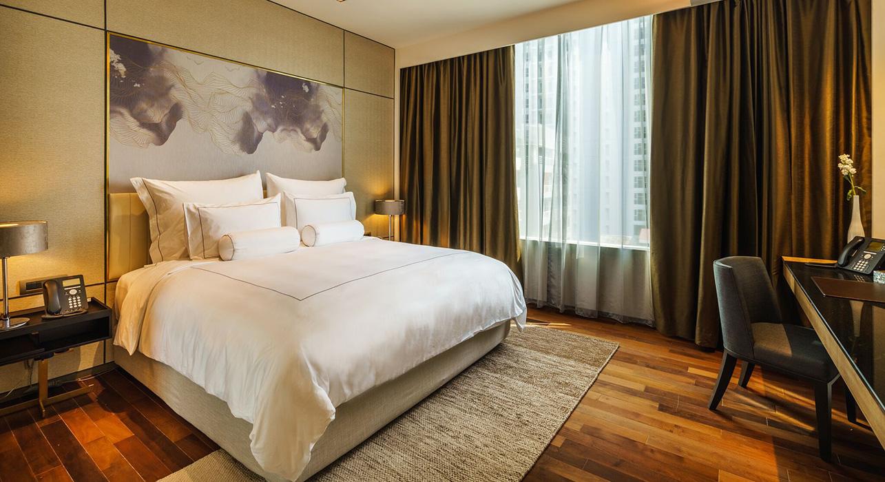 One bedroom luxury hotel suite - akyra Thonglor Bangkok