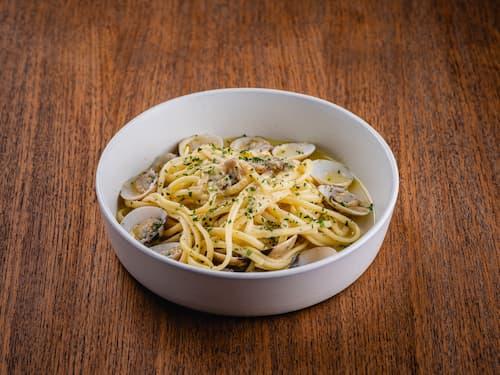 Seafood Spaghetti - Otto Italian Restaurant