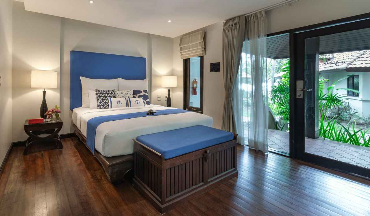 Terrace Villa Interior - akyra Beach Resort Phuket