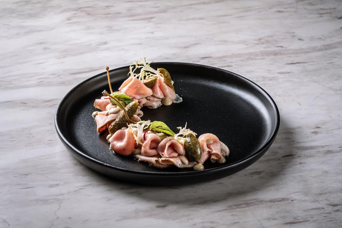 Otto Italian Restaurant - Vitello Tonnato