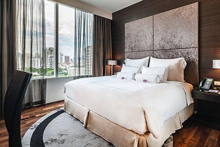 One Bedroom Serviced Suites