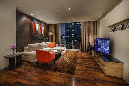 Three Bedroom Serviced Suites