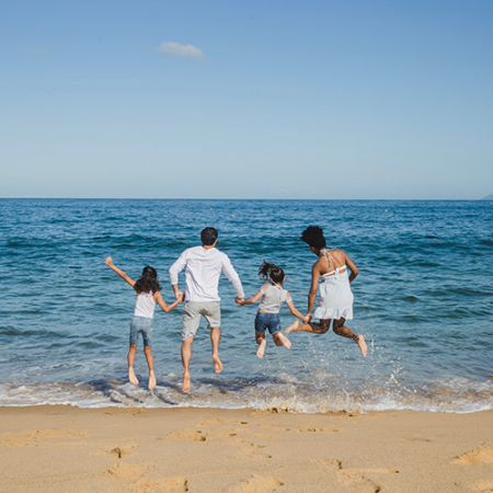 Active Family Vacation Package