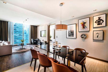 akyra Three Bedroom Deluxe Suite